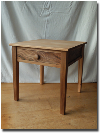 elm occasional table